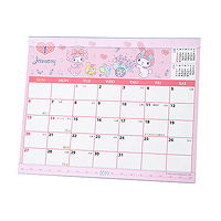 e661c1b54 Buy Sanrio My Melody 2019 B6 Diary Planner with Stickers at ARTBOX
