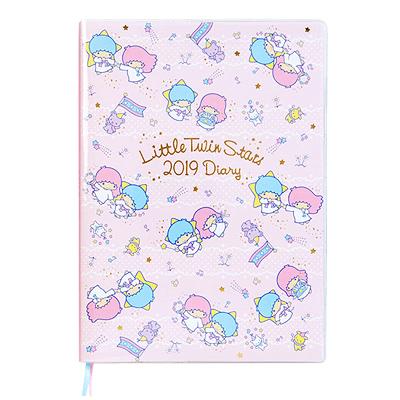 4fe59bb9b CHARACTER: Little Twin Stars TAGS: sanrio | original | originals | little  twin stars | kiki | lala | schedule | scheduler | datebook | calendar |  diary ...