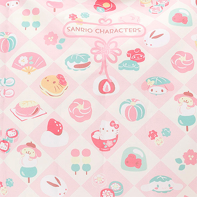 3a8932aeeb44 Buy Sanrio Characters Wagashi Series Folding Eco Shopping Bag at ARTBOX