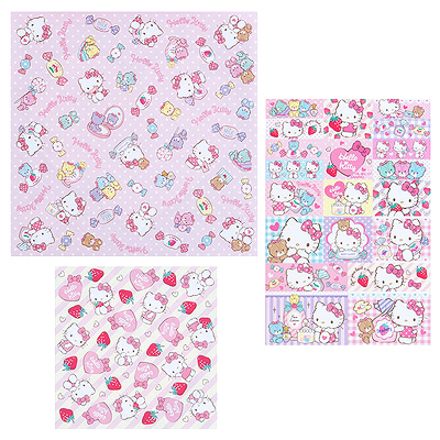 853c7b415 CHARACTER: Hello Kitty TAGS: sanrio | original | originals | hello kitty |  cat | kitten | memo | origami | paper | chiyogami | note | notepad | case  ...
