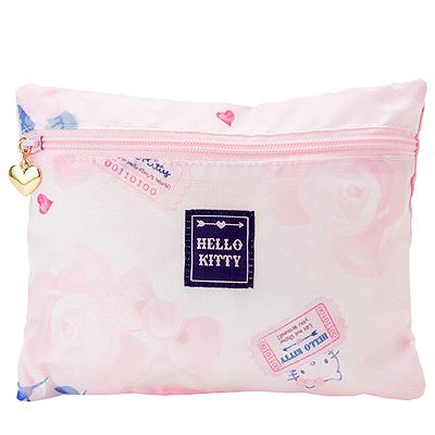 0091adbb35 Buy Sanrio Hello Kitty Girly Travel Series Folding Boston Overnight ...