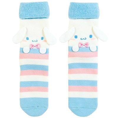 5f3005c7a Buy Sanrio Cinnamoroll Ribbon Decoration Warm Soft Socks in Case at ARTBOX