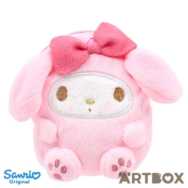 Sanrio My Melody Plush Toy Coin Purse