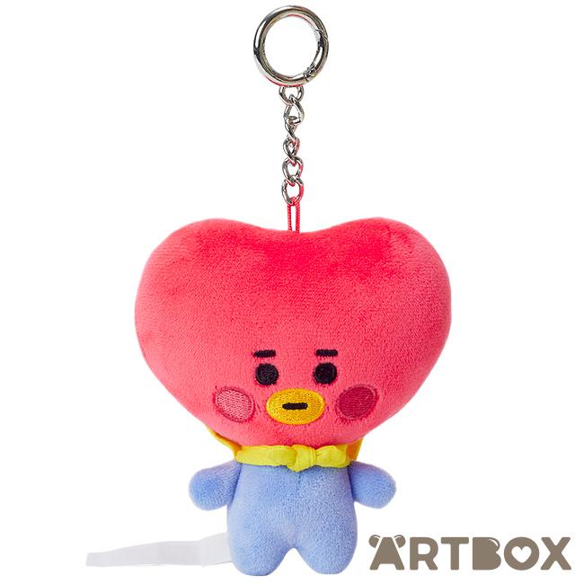 Buy Line Friends BT21 Baby Tata Plush Mascot Bag Clip at ARTBOX