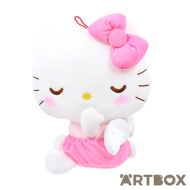9c4a12f68 Buy Sanrio Hello Kitty Baby Angel Hanging Large Plush at ARTBOX