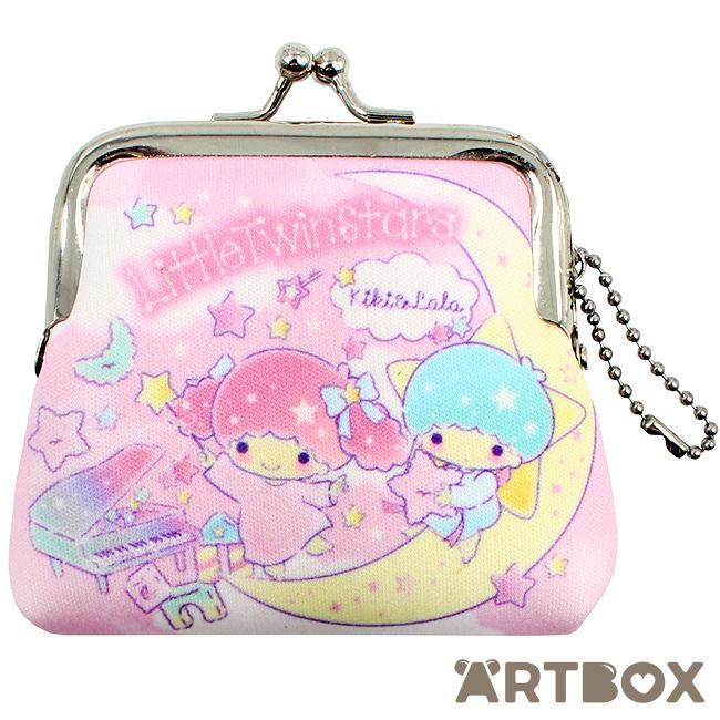 ab81d925d Buy Sanrio Little Twin Stars Moon Gamaguchi Small Clasp Purse at ARTBOX