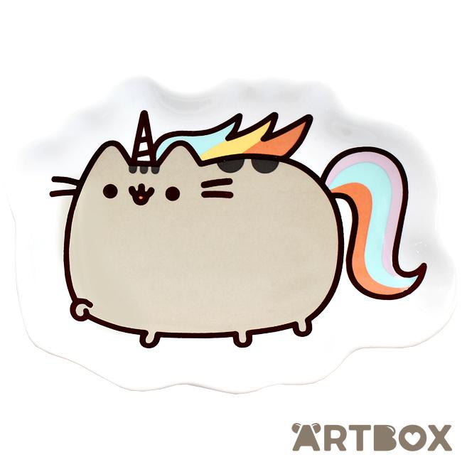 Buy Pusheen The Cat Pusheenicorn Die Cut Mini Dish At ARTBOX