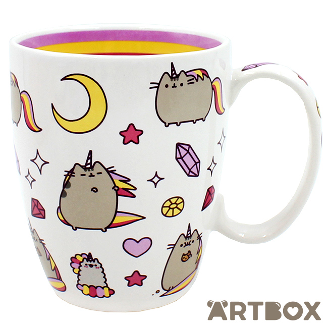 b8af596db3c Buy Pusheen the Cat Pusheenicorn Magical Mug at ARTBOX