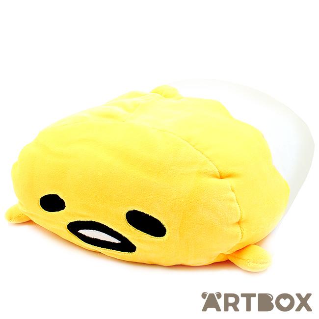 buy sanrio mochi mochi gudetama sleeping cushion at artbox