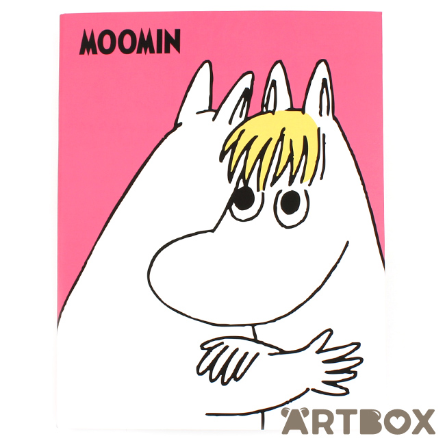 Buy moomin moomintroll a4 ringbinder folder at artbox malvernweather Image collections