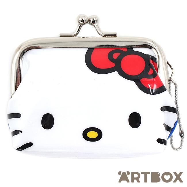 dbccfce3b Buy Sanrio Hello Kitty Mini Clasp Purse - Big Face at ARTBOX
