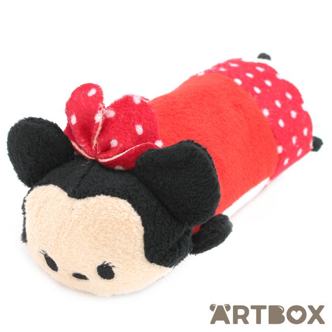 Disney Minnie Mouse Multi Pocket Pencil Case