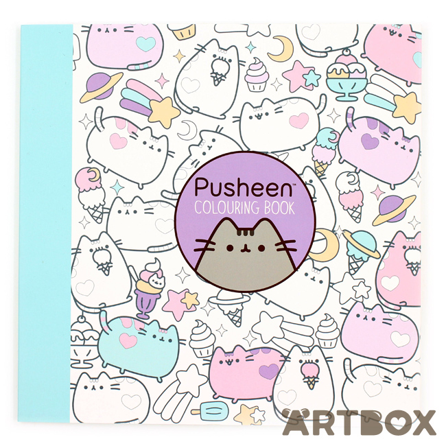 Pusheen delivered to you door. Just sign up for a plan and receive official exclusive and pre- release Pusheen goodies!