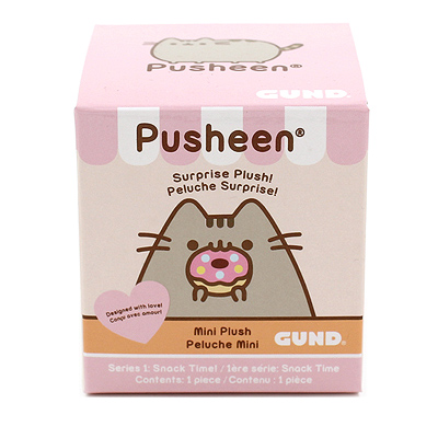 Buy Gund Pusheen Surprise Plush Mystery Blind Box Series 1