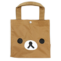 1e8c547175 Rilakkuma Face 19cm Lunch Tote Bag