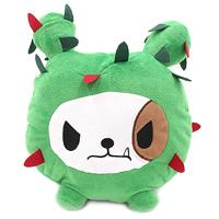 532845ab93 Tokidoki Cactus Pup Plush Backpack